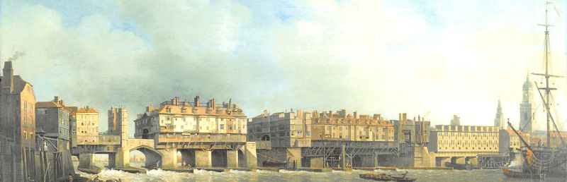 London Bridge 1757